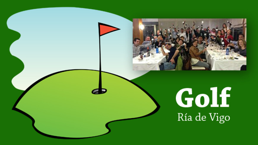 IV Torneo de golf Vizar – Ría de Vigo